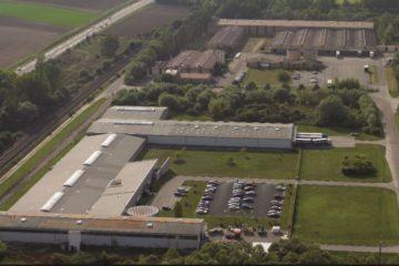 Usine Mateflex  - 9 600 m² à Crancey (10)